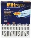 20x25x4 (19  3/4 x 24 7/16 x 4 3/16) Filtrete Allergen Reduction Filter
