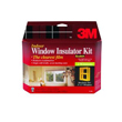 Indoor Window Insulator Kit by 3M (2 Pack)