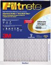 10x20x1 (9.7 x 19.7) Filtrete 1900 Ultimate Allergen Reduction Filter by 3M