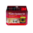 Oversized Indoor Window Insulator Kit By 3M