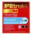 Type C-20E Panasonic Vacuum Cleaner Replacement Bag (3 Pack)