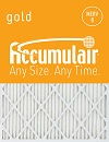 16x21.5x1 (Actual Size) Accumulair Gold 1-Inch Filter