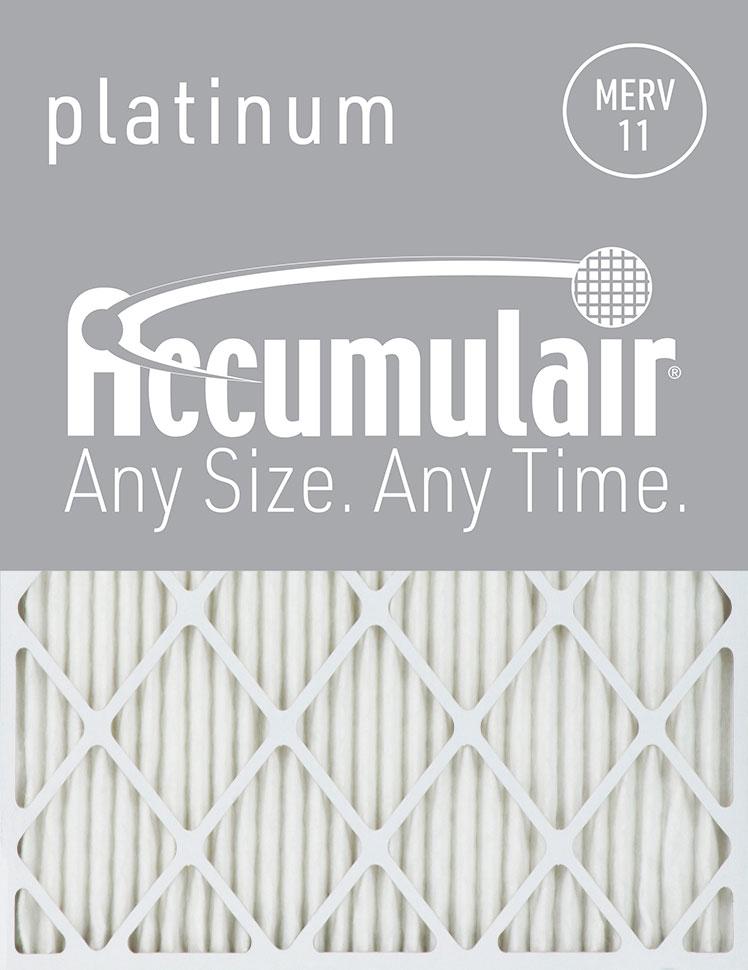 platinum 1 inch merv 11 air filter