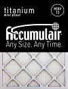Accumulair Titanium Filter