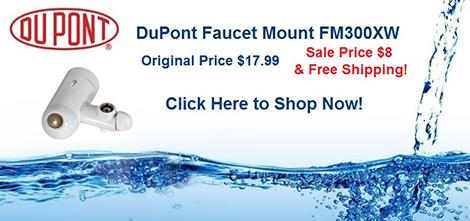 DuPont™ Faucet Mount FM300XW