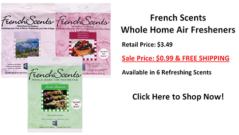 French Scents Promotion