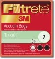 Type 7 Bissell Vacuum Cleaner Replacement Bag (3 Pack)