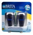 Brita® Replacement Filter for On Tap - Chrome (2 Pack)
