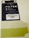 MU4 Sharp Vacuum Replacement Filter (2 Pack)