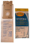 Wal-Mart/GE-1 Vacuum Cleaner Replacement Bag (3 Pack)
