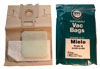 Type G Miele Vacuum Cleaner Replacement Bag (5 Pack) w/ Bonus filters