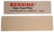Bernina Vacuum Cleaner HEPA Replacement Exhaust Filter