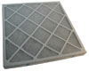 20x20x2 (19.5x19.5x1.75) Bryant Carbon/Potassium Replacement Filter