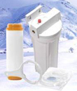 Crystal Quest Refrigerator/In-line Fluoride Multi PLUS Water Filter System