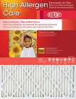 DuPont High Allergen Care Electrostatic Air Filters