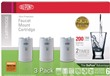 FMC303X DUPONT 200 Gallon Faucet Mount Filter Cartridges (3 Pack)