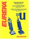 57802A Eureka Vacuum Cleaner Replacement Bag (3 Pack)