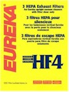 61505 Eureka® Vacuum Cleaner HEPA Replacement Filter (3 Pack)
