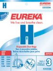 52323 Eureka Vacuum Cleaner Replacement Bag (3 Pack)