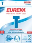 61555 Eureka Vacuum Cleaner Replacement Bag (3 Pack)