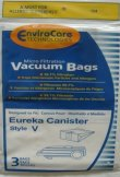 Style V Eureka® Vacuum Cleaner Replacement Bag (3 Pack) by Envirocare®