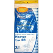 Type SR Hoover Vacuum Cleaner Replacement Bag (3 Pack)