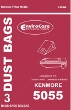 Kenmore 5055 Canister Paper Vacuum Bags by EnviroCare (3 Pack)
