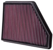 33-2434 K&N Replacement Air Filter