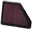 33-2439 K&N Replacement Air Filter