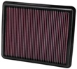 33-2448 K&N Replacement Air Filter