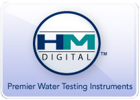 HM Digital Water Testing Instruments