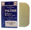 Upright MU2 Sharp Vacuum Replacement Filter (2 Pack)