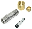 Skuttle Orifice Fitting includes filter Compression Nut and Ferrule for models 34,35,38 & 39