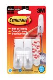 Command Medium Plastic Hook By 3M™
