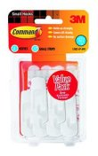 Command Small Plastic Hook Value Pack By 3M™