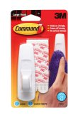 Command Large Plastic Hook By 3M