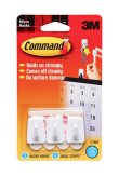 Command Micro Hooks By 3M