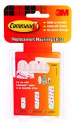Command Assorted Mounting Strip Pack By 3M