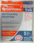 Type F & G Sanitaire Vacuum Cleaner Replacement Bag (5 Pack)