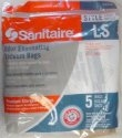Type LS Sanitaire Vacuum Cleaner Replacement Bag (5 Pack)
