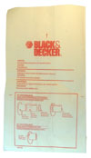 24411100 Black & Decker Vacuum Cleaner Replacement Filter