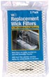 WEB® Replacement Wick Filter (2 pack)